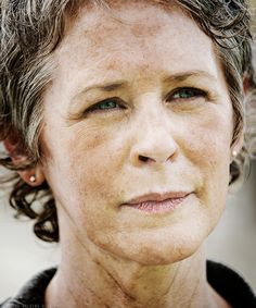 Melissa McBride. Carol Peletier. So talented, so badass, so beautiful.