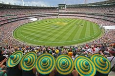 Boxing Day cricket at the MCG