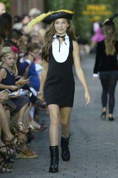 Maddie Ziegler modeling Polo Ralph Lauren clothes 2015
