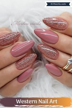 The color is very important in any visual Western Nail Art, so is for nail art. - The color is very important in any visual Western Nail Art, so is for nail art. Classy Nails, Fancy Nails, Stylish Nails, Trendy Nails, Cute Nails, My Nails, Star Nails, Nail Manicure, Diy Ongles