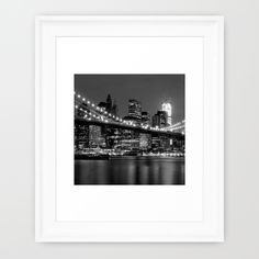 Buy night Framed Art Print by haroulita. Worldwide shipping available at Society6.com. Just one of millions of high quality products available.