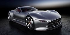 Mercedes Benz AMG Vision Gran Turismo Photo