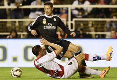 Real đã kháng án thành công cho Ronaldo và siêu sao người Tây Ban Nha có thể ra sân trong trận đấuvớiEibar theo lich bong da vào cuối tuần này.