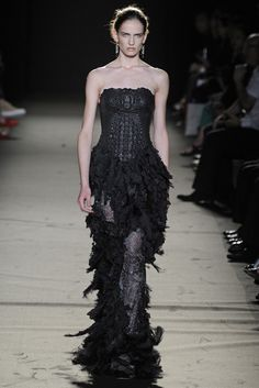 Laurence Xu Fall Couture 2013