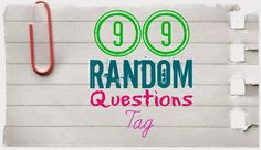 But What Will I Wear: 99 Random Questions