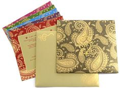Designs and colors of our #WeddingInvitationCards are so attractive and give a rich look. Many couples have already bought the invitation cards of their choice, you can also see the range of our #WeddingInvitationCards and chose the card of your choice @ http://indianweddingcard.in/Wedding-Invitations.html