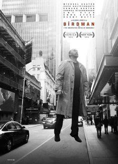 Nuestros pronósticos... Birdman, mejor pelicula Oscar 2015