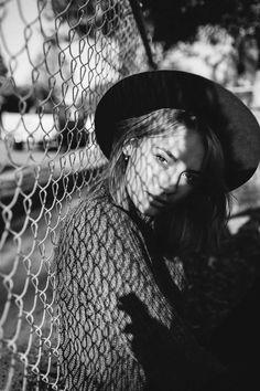 Creative Fence Shadows Photography