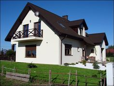Realizacja projektu Cukiereczek  #projekt #budowa #dom