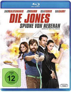 DIE JONES – SPIONE VON NEBENAN erscheint am 03. August 2017 auf DVD und Blu-Ray. Mit dem Film holt ihr euch eine amüsante Agenten-Comedy in euer Wohnzimmer. #Review #Komödie