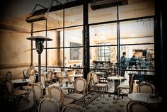 Cafe in Melbourne