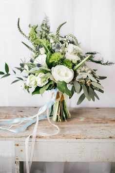 soft blue bouquet with veronica + thistle. I know its a wedding bouquet, but I love it! Chic Wedding, Floral Wedding, Wedding Styles, Our Wedding, Wedding Ideas, Trendy Wedding, Wedding Vintage, Wedding Inspiration, Wedding Themes