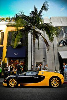 """Bugatti Veyron 16.4 World famous """"Bijan car."""""""