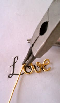 everything nice DIY Necklace