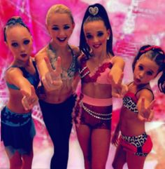 Maddie Chloe Kendall Mackenzie Icon! Comment for an icon!