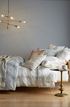 Nordstrom at Home 'Sabrina' Comforter & 'Chloe' Duvet Cover Bedding Collection