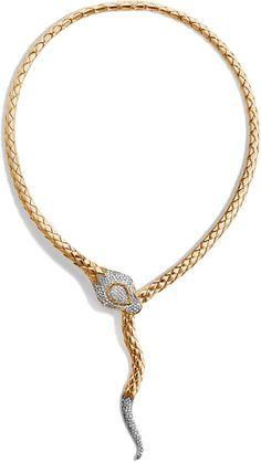 Naga Dragon Necklace By John Hardy At Neiman Marcus
