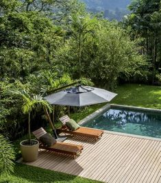 47 Exotic Swimming Pool Ideas For A Dreamy Summer