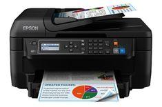 Epson WorkForce WF-2750DWF Printer Driver Download