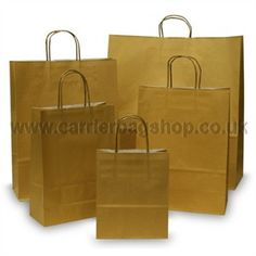 Coloured paper carrier bags at great prices from Carrier Bag Shop.