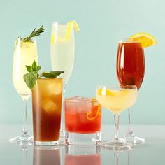 Prosecco Cocktails That Really Pop Bright, fizzy and always festive, Prosecco is good for more than Bellinis. Here are six drinks that show the bolder side of bubbly