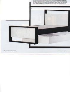 Trundle bed nurseryworks.com $1490 Trundle Beds, Storage, Furniture, Home Decor, Purse Storage, Decoration Home, Room Decor, Larger, Home Furnishings