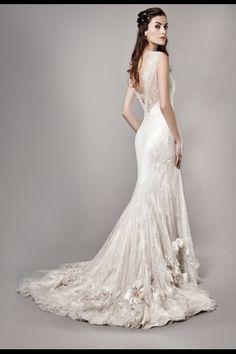 Robes de mariée 2013: cinq tendances - années folles, guipure, néoromantisme, princesse moderne, glamour hollywoodien - L'EXPRESS