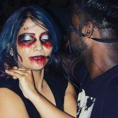 Ghost Salsa!!!!  Happy Halloween!!!!!  #aboutlastnight #halloween #salsa #bhoot  #ghost  #devil #zombies #scary #spooky #bloody #costume #creepy #trickortreat #trick #treat #october #makeup #instagood #instagirl #instaween #party #holiday #celebrate #bestoftheday #becrazy #hauntedhouse #haunted