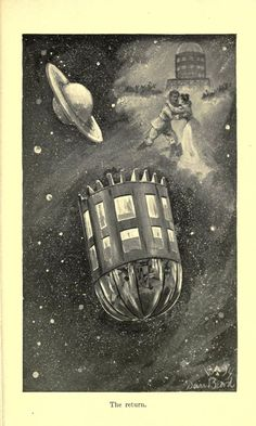 A Journey in Other Worlds (1894), a science fiction novel by the incredibly wealthy businessman and amateur inventor John Jacob Astor IV, in which he offers an imagining of life in the year 2000.