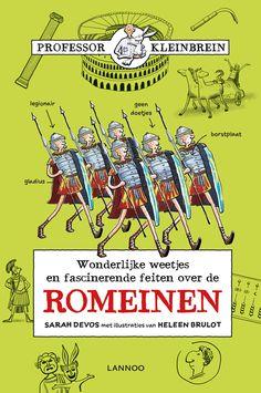 Professor Kleinbrein - Romeinen | Lannoo