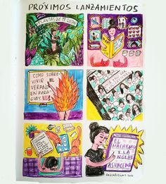 ✍✍✍  Libros en los que estoy trabajando... | Regina Rivas