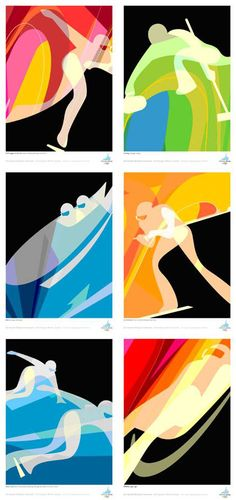 2006-torino-winter olympics poster alternates
