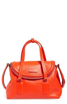 b388b4a929 MARC BY MARC JACOBS 'Silicone Valley - Small' Pebbled Leather Satchel at  Nordstrom.com.