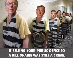 """It is no wonder why the Koch brothers always hold their political retreats with their fellow billionaires and multimillionaires in highly secretive sessions, the things they say and the agenda they lay out, while """"inspiring"""" to Mitch McConnell, is repulsive to most Americans. They believe the minimum wage leads to Nazi-ism, Stalinism, Maoism, and suicide bombers. They believe the homeless should be dismissed by telling them to get off their ass. They compare Democrats to the leaders of North Kor"""