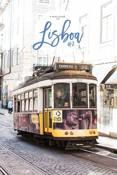 I'm back with a few more recommendations for things to do/eat in Lisbon! I think every time I go back to this city I love it a little more. Perhaps because I never stay there, so don't spend quite long enough discovering it's hidden treasures, but this must have been at least my 10th time in Portugal, so I have no excuses!