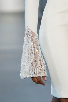 Pamella Roland at New York Fashion Week Spring 2017 - Details Runway Photos