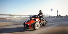 Can-Am Spyder: 3-Wheel Motorcycles for Touring, Sport-Touring, & Sport   Can-Am Spyder US