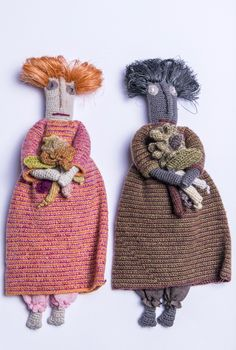 Irresistible Crochet a Doll Ideas. Radiant Crochet a Doll Ideas. Diy Crochet And Knitting, Form Crochet, Crochet Dolls, Baby Knitting, Wool Dolls, Fabric Dolls, Appliques Au Crochet, Marionette, Knit Art