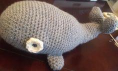 Au Crochet qui m'aille...: La Baleine