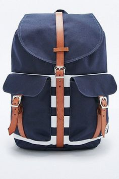 Herschel Supply co. - Sac à dos Dawson Peacoat Offset - Urban Outfitters