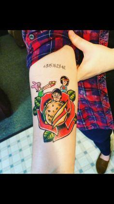 Done by Josh Hilliard at Twin Tiger Tattoo in Savannah, GA!