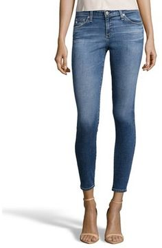 f26aa1c6b2f71e AG Adriano Goldschmied vista  Legging Ankle  super skinny jeans