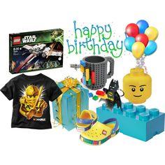 Všechno nejlepší k narozeninám - chlapec