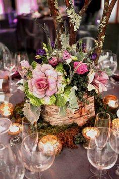 Hochzeit Dekore
