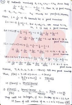 Pre RMO 2019 Solution Olympiad Exam, Math Olympiad, Geometry Questions, Arithmetic Progression, School Pay, Regular Polygon, Geometry Problems, Mathematics Geometry, Natural Number