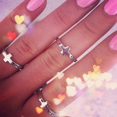 Incredible Purity Rings for Girls   Glam Bistro