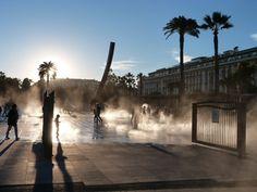 Jardin-Albert-1er-Promenade-Paillon #Nice