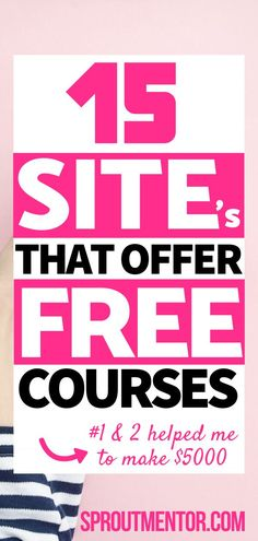 Online Jobs From Home, Work From Home Jobs, Online Work, Best Online Courses, Free Courses, Make Money Online Surveys, Earning Money, Medical Transcriptionist, Educational Websites