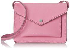 Marc by Marc Jacobs Metropoli Cross Body Bag, Pink Bubblegum, One Size