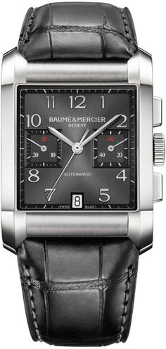 Baume et Mercier Watch Hampton #add-content #bezel-fixed #bracelet-strap-alligator #brand-baume-et-mercier #case-depth-12-9mm #case-material-steel #case-width-48-4-x-34-3mm #chronograph-yes #date-yes #delivery-timescale-call-us #dial-colour-grey #gender-mens #luxury #movement-automatic #official-stockist-for-baume-et-mercier-watches #packaging-baume-et-mercier-watch-packaging #style-dress #subcat-hampton #supplier-model-no-m0a10030 #warranty-baume-et-mercier-official-2-year-guarantee…